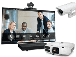 AV Equipment & Surveillance Cameras